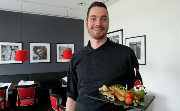 angelo by Vienna House Munich Leuchtenbergring - Dish of the month - April 2015