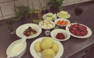angelo by Vienna House Katowice - Dish of the month - November 2015