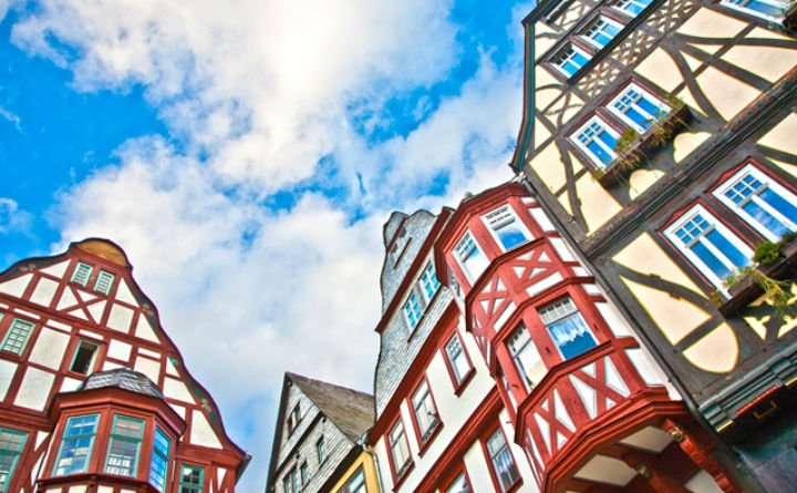 Top 5 Small German Cities - September 2015