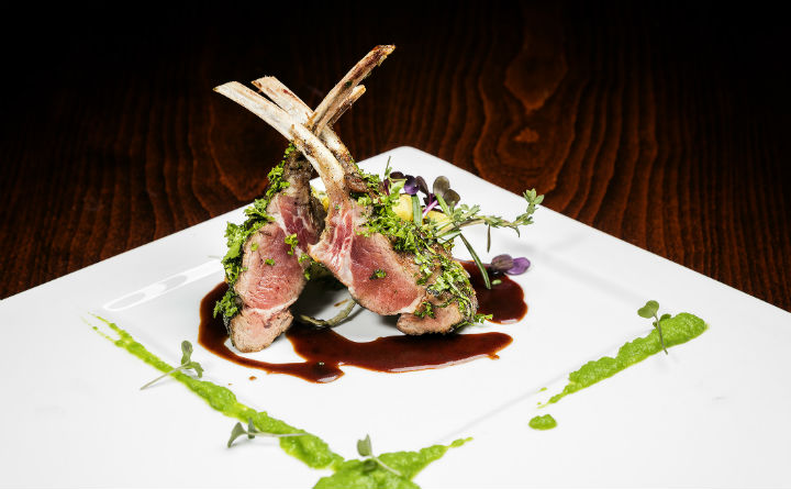 Vienna House Diplomat Prague - Culinary – Lamb