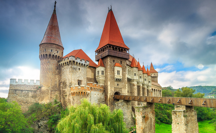 (Culinary) Discoveries: Transylvania - castle bran