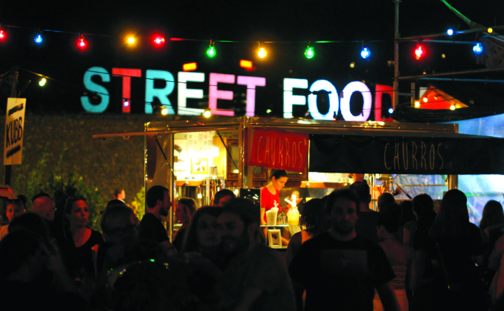 Street Food - May 2017 - Party