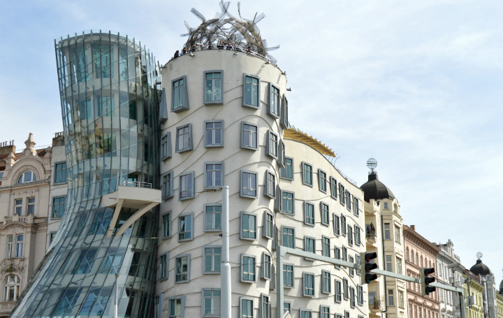 Prague - June 2017 - DANCING HOUSE