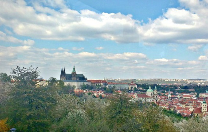 Prague - June 2017 - PETRIN