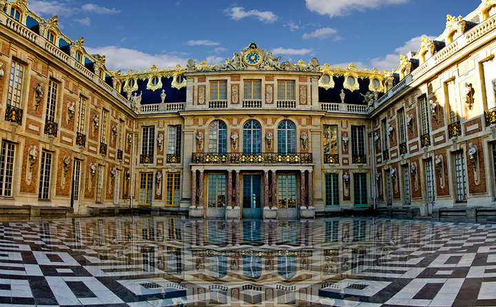 Five castles to discover near disneyland paris vienna for Autour de versailles