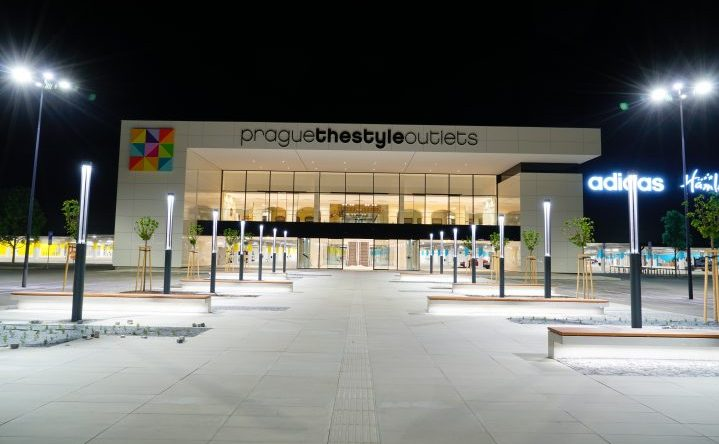 Shopping arena
