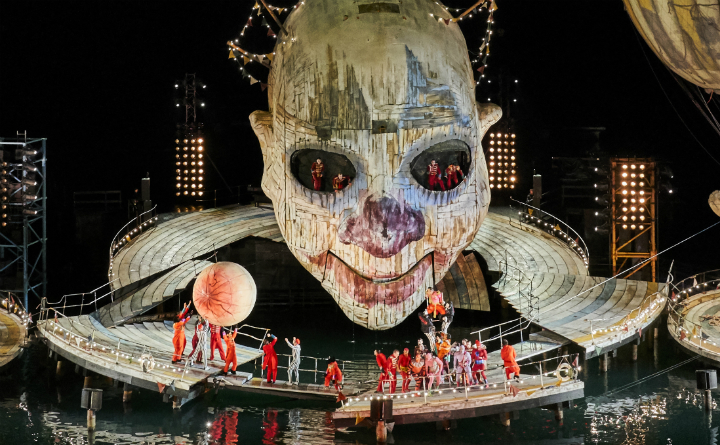 Martinspark_Festspiele Bregenz RIGOLETTO_2019 July